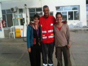 Petrol pump man and us