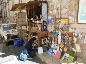 The oldest bookshop in Oran