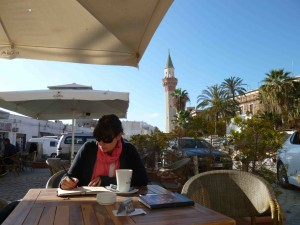 Tripoli cafe