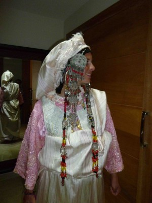Wedding costume