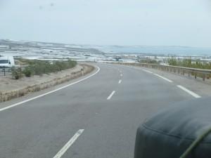 Approach to Almeria